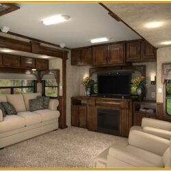 Camper Living Room Ideas