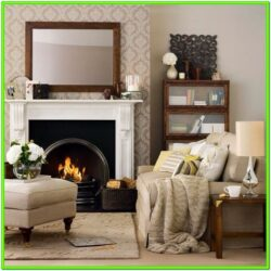 Cast Iron Fireplace Living Room Ideas 1