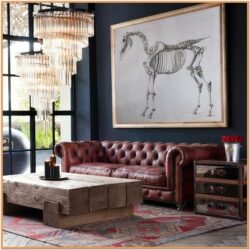 Chesterfield Living Room Ideas