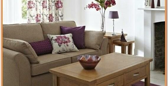 Chocolate Brown Purple And Brown Living Room Ideas