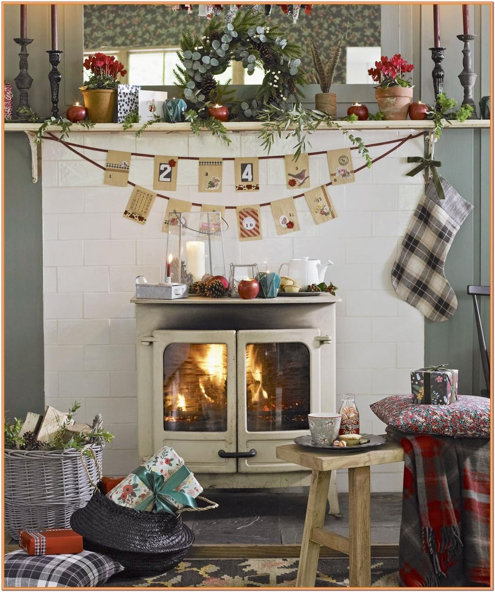 Christmas Ideas For Your Living Room