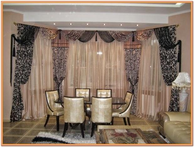Classic Living Room Curtain Ideas