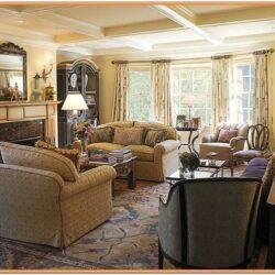 Classic Living Room Decor Ideas