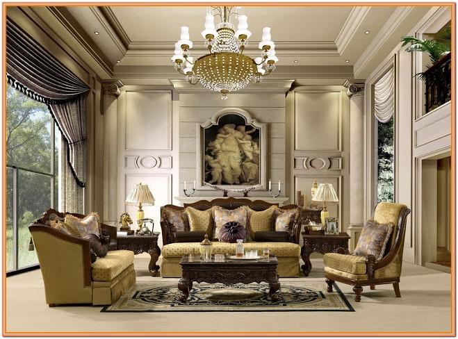 classic traditional living room decor ideas