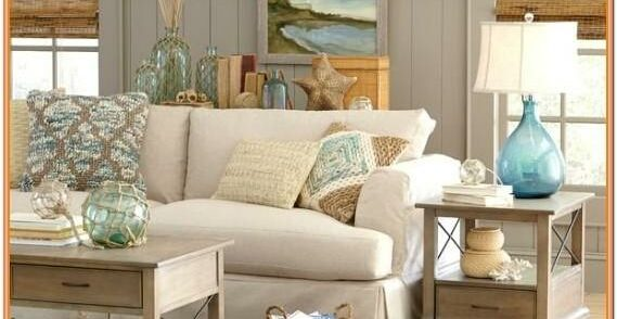 Coastal Living Room Ideas Images