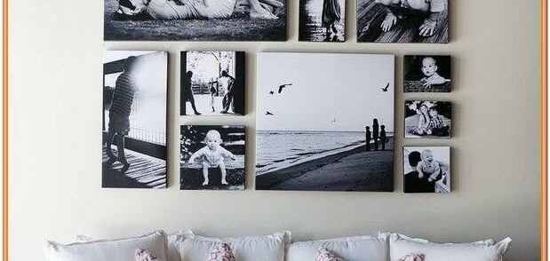 Collage Prints For Living Room Wall Ideas