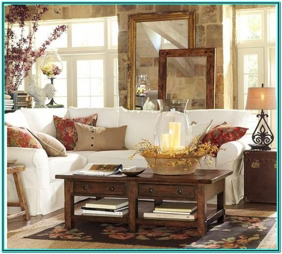 Cosy Autumn Living Room Ideas