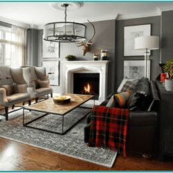 Cosy Family Living Room Ideas 1