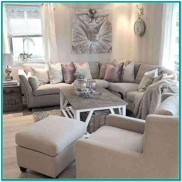 Cosy Grey Living Room Ideas