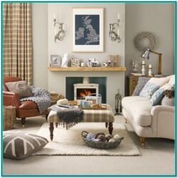 Cosy Grey Living Room Ideas Uk 1