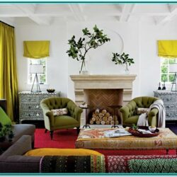 Cottage Style Living Room Design Ideas