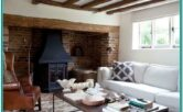 Cottage Style Modern Country Cottage Living Room Ideas