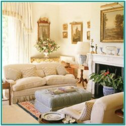 Country Cottage Living Room Ideas Dark Couches