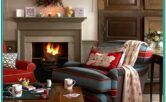 Country Home Living Room Ideas