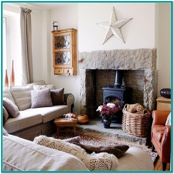 Country Interior Design Ideas For Living Rooms