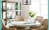 Country Living Dining Room Ideas