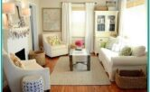 Cozy Small Living Room Ideas Pinterest