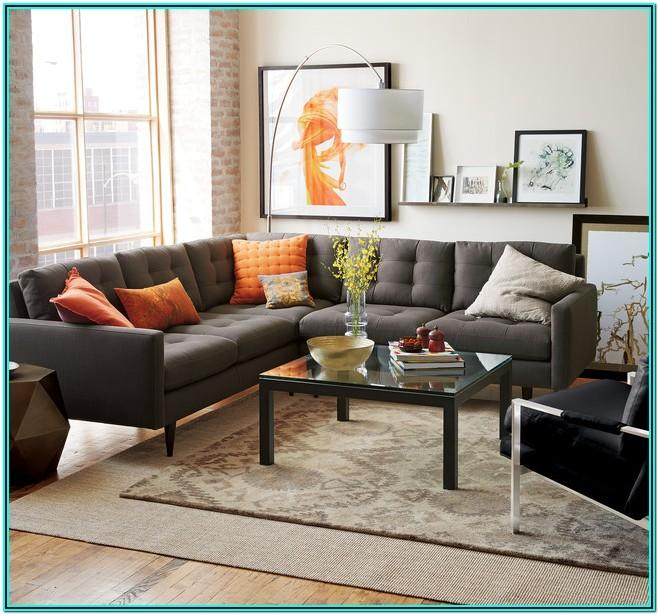 Crate And Barrel Living Room Ideas