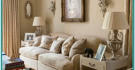 Cream And Gold Living Room Ideas