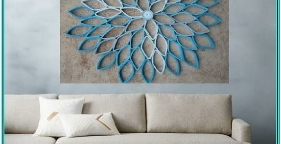 Creative Living Room Wall Decor Ideas