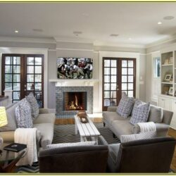 Crown Molding Living Room Ideas
