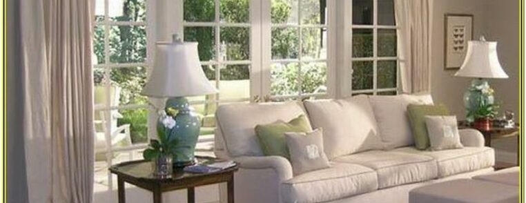 Curtains For Living Room Windows Ideas