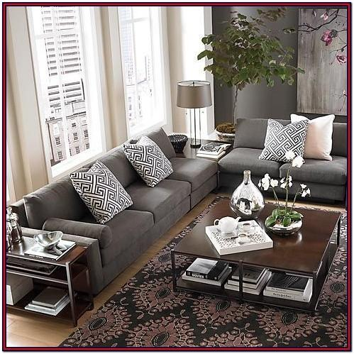 Dark Beige Sofa Living Room Ideas