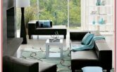 Dark Blue Couch Living Room Ideas