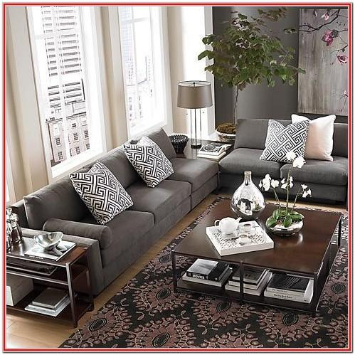 Dark Grey Living Room Furniture Ideas