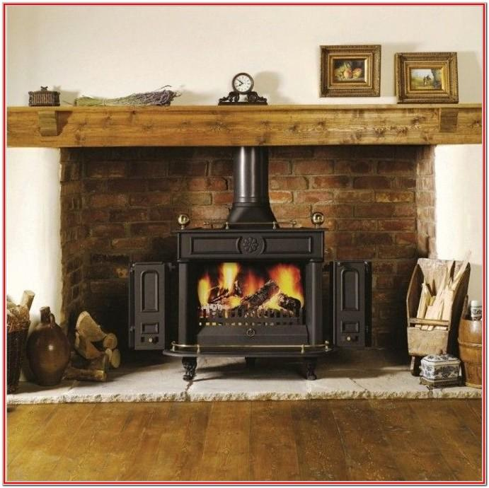 design ideas for living room gas stove