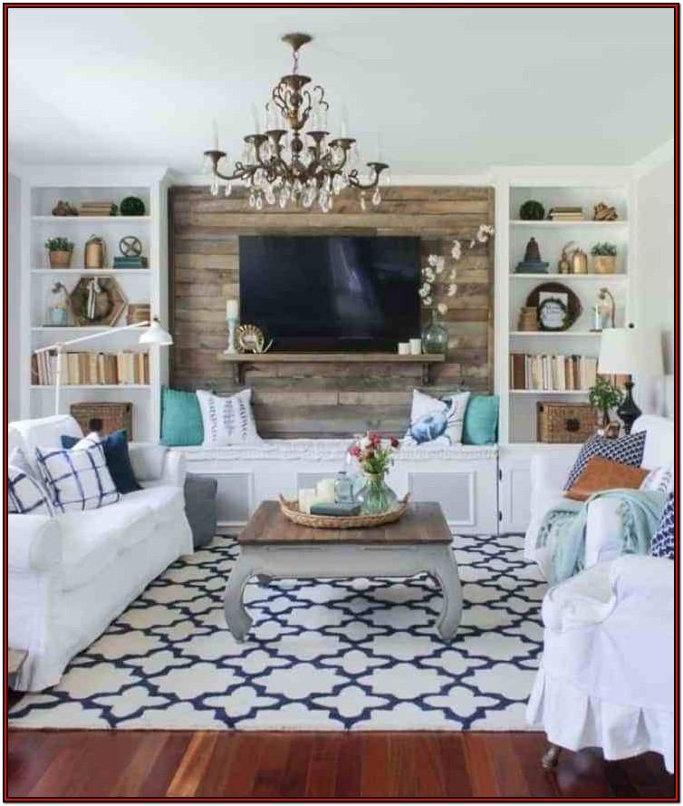Diy Picture Wall Ideas For Living Room