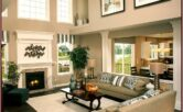 Double Story Living Room Ideas