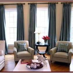 Drapery Ideas For Living Rooms