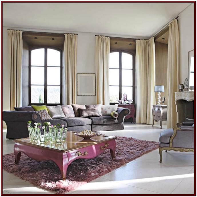Drapes For Living Room Ideas