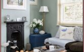 Duck Egg Blue And Grey Living Room Ideas