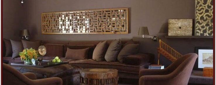 Earth Tone Living Room Color Ideas