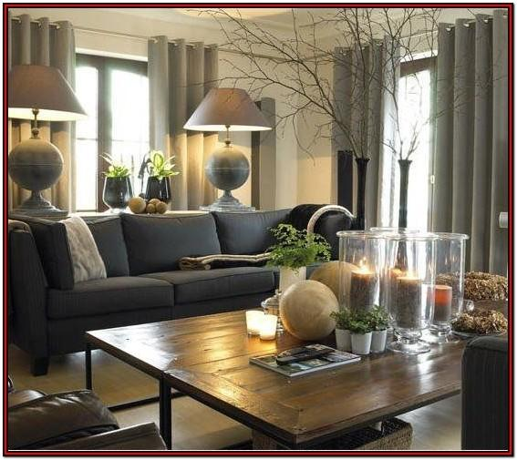 Earthy Living Room Decorating Ideas