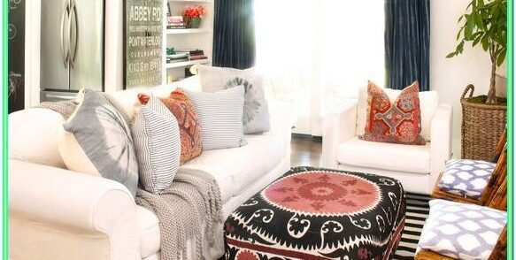 Eclectic Living Room Design Ideas