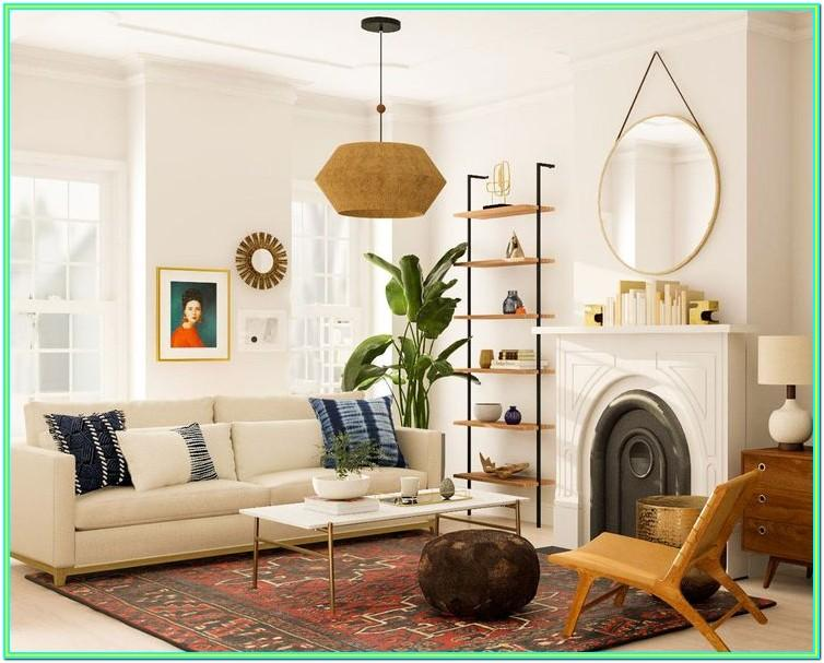 Eclectic Living Room Ideas Pinterest