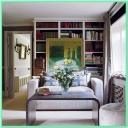 Edwardian House Living Room Ideas