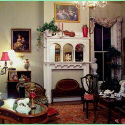 Edwardian Style Living Room Ideas