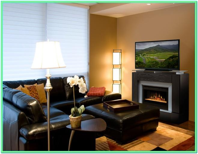 Electric Fireplace In Living Room Ideas