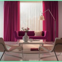 Elegant Living Room Curtain Ideas