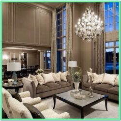 Elegant Modern Living Room Design Ideas