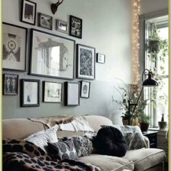 Fairy Light Ideas For Living Room