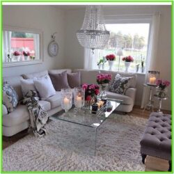 Feminine Living Room Design Ideas