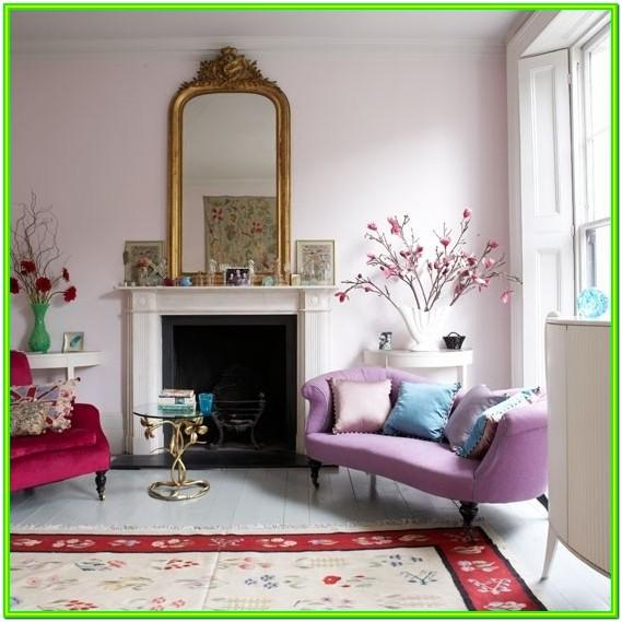Feminine Living Room Ideas