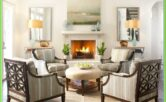 Fireplace Seating Ideas For Living Room