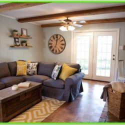 Fixer Upper Living Rooms Ideas