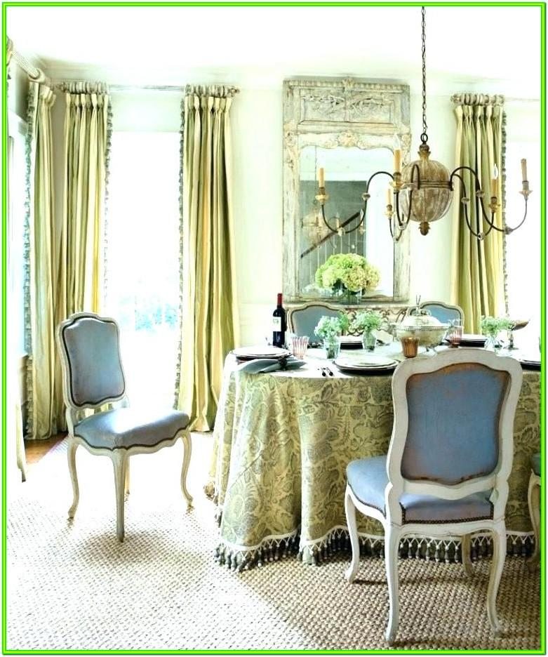 Formal Living Room Curtain Ideas